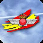 Accesos Ejército del Aire.