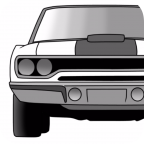 Draw Car: Muscle