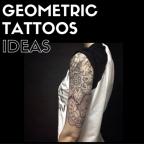 Creative Geometric Tattoos