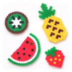Diseños para Perler Beads