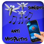 Anti mosquitos repelente sonido
