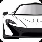 Draw Cars: Hypercar
