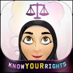 إعرفي حقوقك KnowYourRights