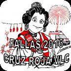 FALLAS  Cruz Roja Valencia