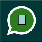 Whatsapp on Tablet