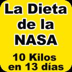 Pierde 10 kilos en 13 días con la dieta de la NASA