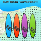 Surf Buddy Wave Heights