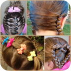 Peinados para niñas 2018