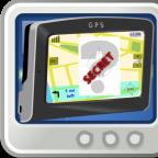 Escâner Localizer satélite mobile