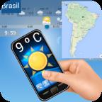 CLIMA DE TEMPERATURA O BRASIL