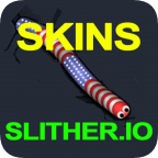skins slither io