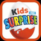 Kids Surprise Eggs - Free Color Toys