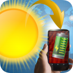 Bateria de Carregador Piada Solar