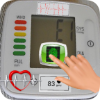 Fingerprint Heartbeat Scanner Prank