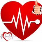 Huella digital Heartbeat Prank