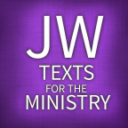 Jw Texts for the Ministry