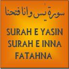 Surah Yasin & Innafatahna