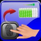 Fingerprint Battery Charger