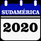 Calendario Sudamérica