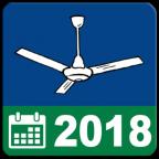 YSRCP Calendar 2018