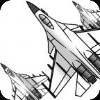 Draw Aircrafts: Jet
