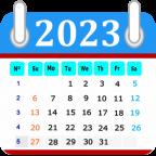 Calendar in English 2020