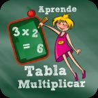 Aprender Tabla multiplicar