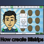 How create Bitstrips