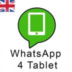 Instal WhatsApp On Tablet