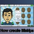How create Bitstrips
