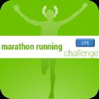 marathon distance running