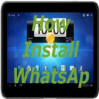 Instala whatsapp en tablet 2.0
